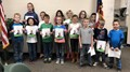 Bright Elementary Students participates in St. Jude's Math-a-Thon