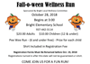 Fall-o-ween Wellness Run