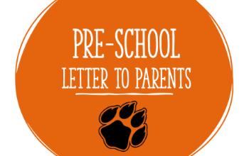 PreK letter