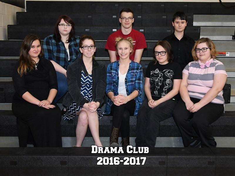Drama Club 2016-17
