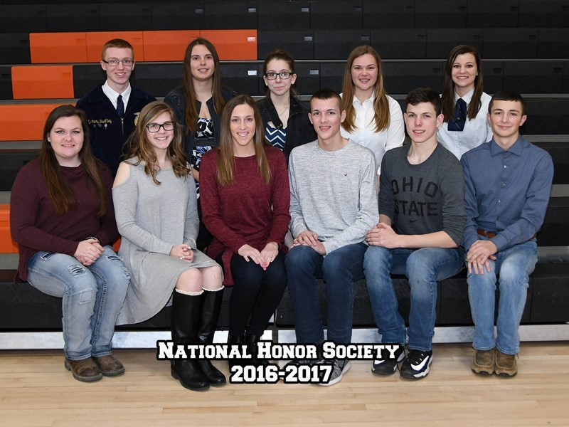 National Honor Society 2016-2017