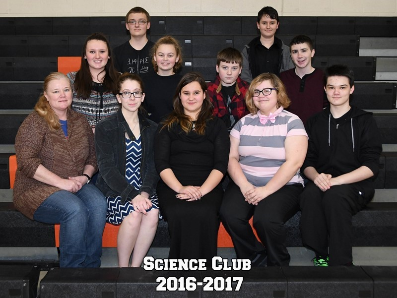 Science Club 2016-2017