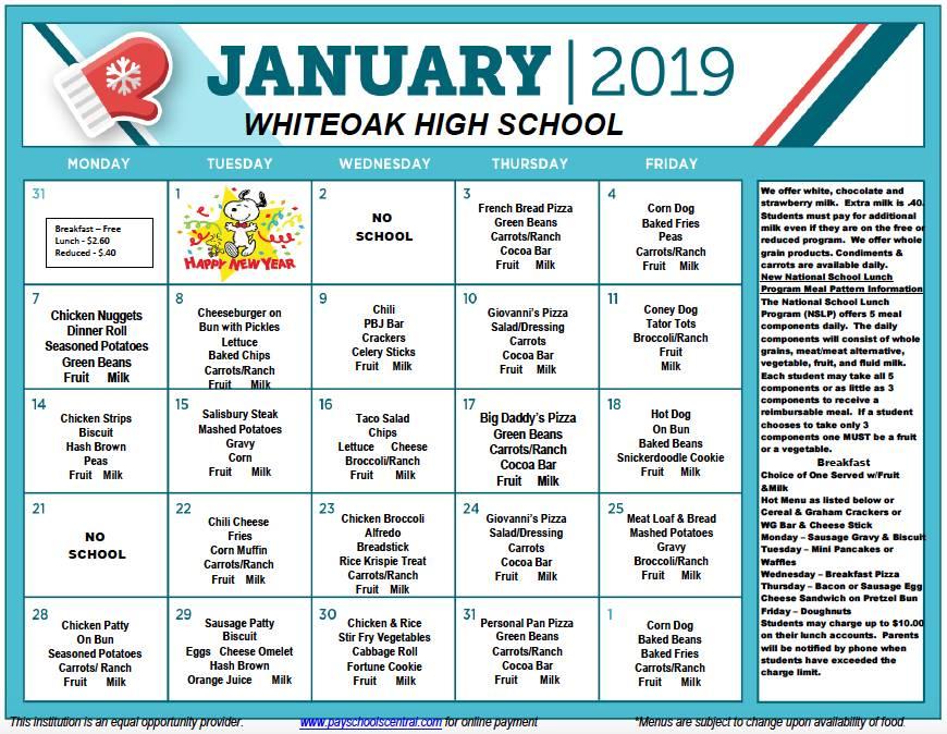 January 2018