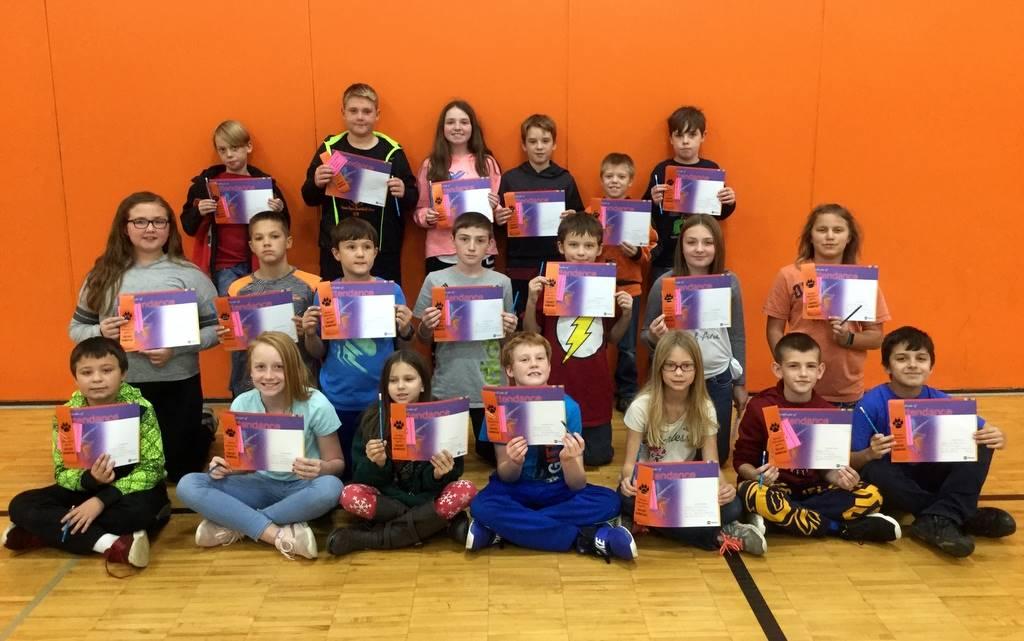 5th Grade - Perfect Attendance