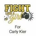 Fight Like A Girl Fundraiser for Carly Kier on July 22, 2017 at Bright Elementary