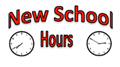 NEW SCHOOL HOURS for Bright Elementary