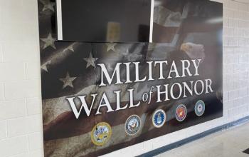 Military Wall