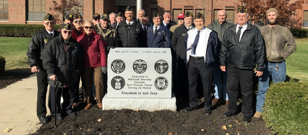 Whiteoak Township Veteran's Monument Dedication Ceremony