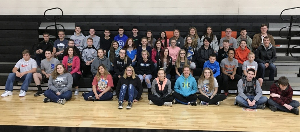 "Whiteoak Jr./Sr. High ""ALL A"" Honor Roll - First Nine Weeks 2017-2018"