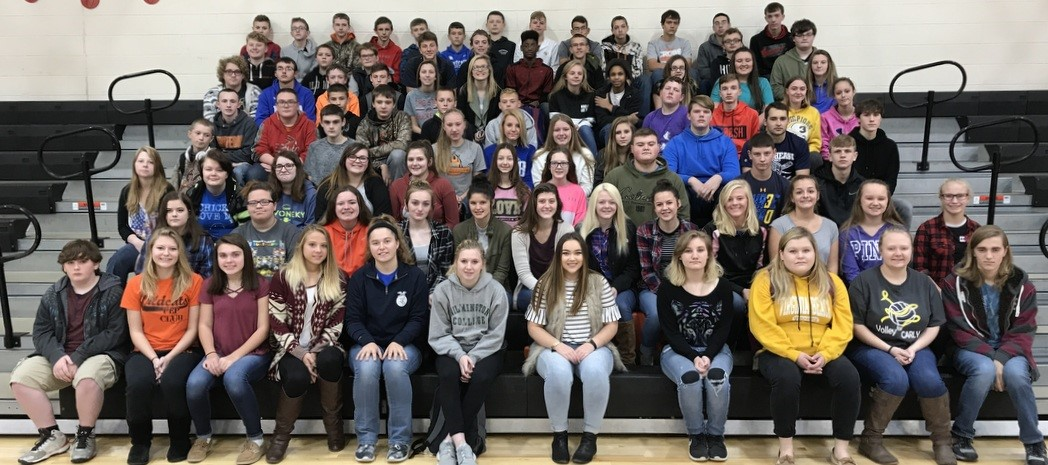 "Whiteoak Jr./Sr. High ""ALL A/B"" Honor Roll - First Nine Weeks 2017-2018"