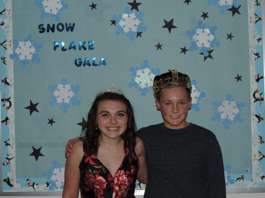 The 2017 MORP King and Queen