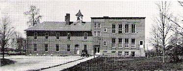 Old Whiteoak Rural School Building