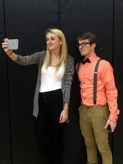 Most Likely to be Taking Selfies