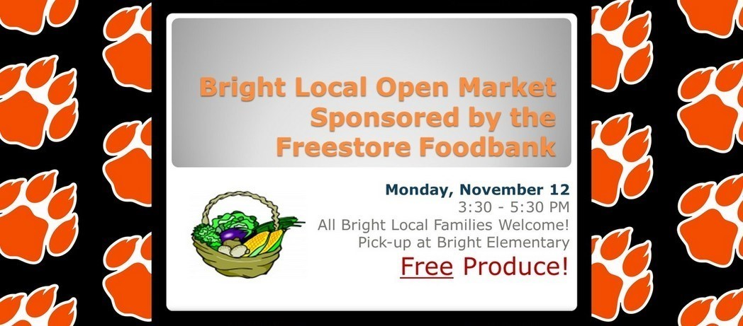 Bright Open Market