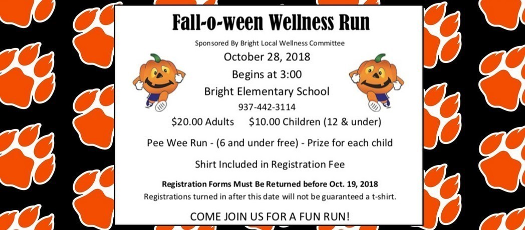 Fall-o-ween Wellness Run