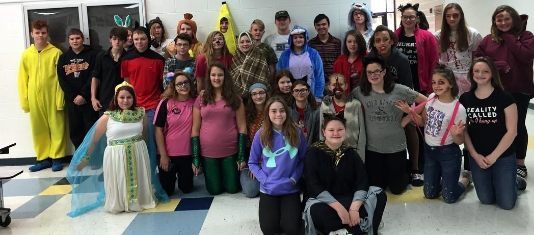 appy Halloween from Whiteoak Jr./Sr. High School!!!