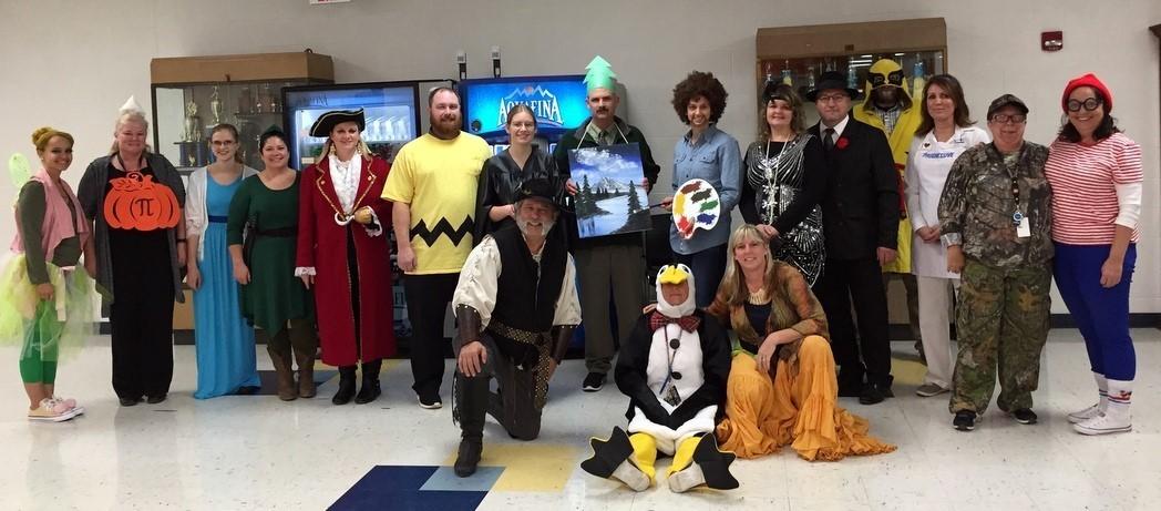 Happy Halloween from Whiteoak Jr./Sr. High School!!!