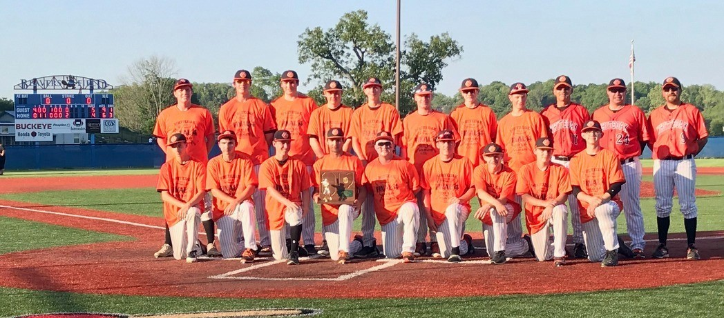 Whiteoak Baseball Regional Champs 2018