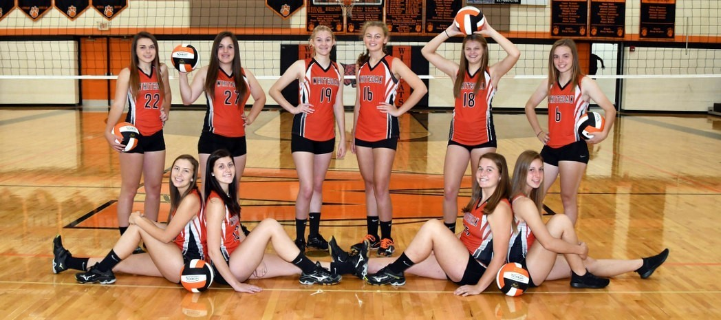 Whiteoak High School Varsity Volleyball