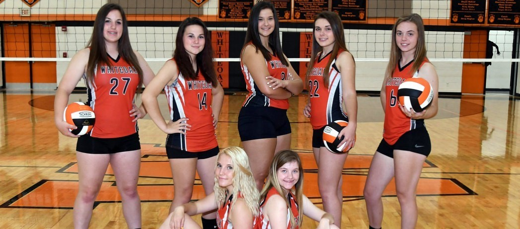 Whiteoak High School JV Volleyball