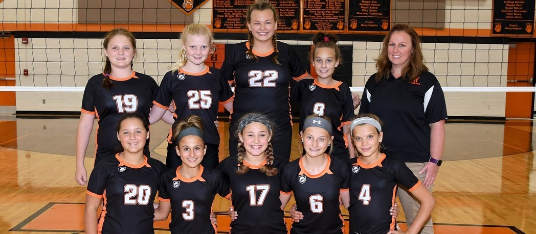 Whiteoak 7th Grade Volleyball