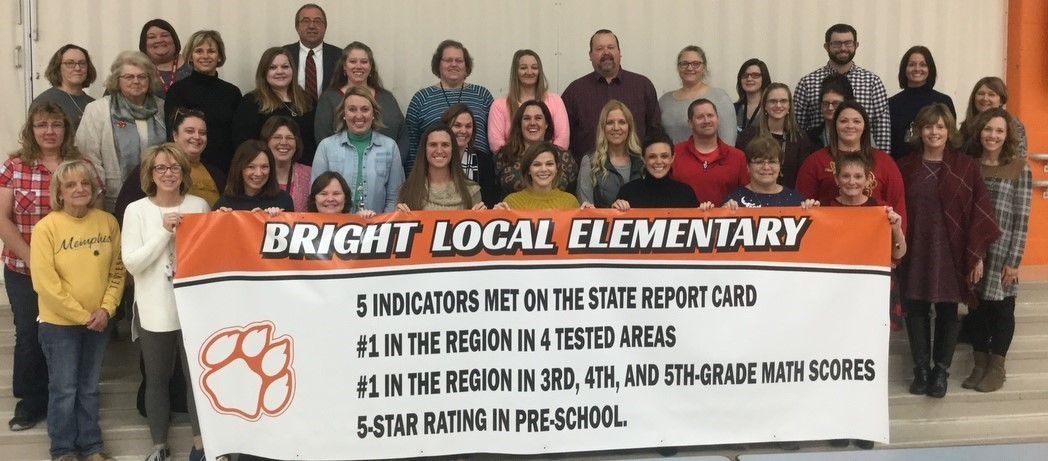 Bright Elementary Success 2019