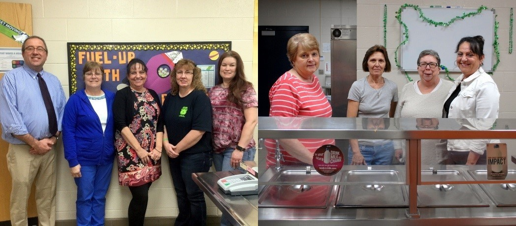 CONGRATULATIONS to our Bright Local Breakfast Staff for helping our district be 1 of 10 school districts in Ohio to win the Champion of Breakfast State Award!!!