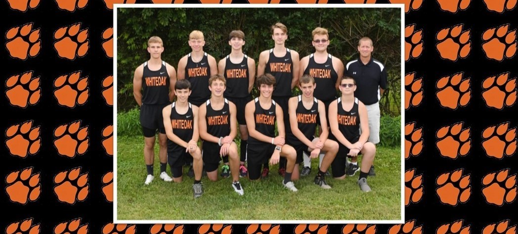 Varsity Boys Cross Country 2020-2021