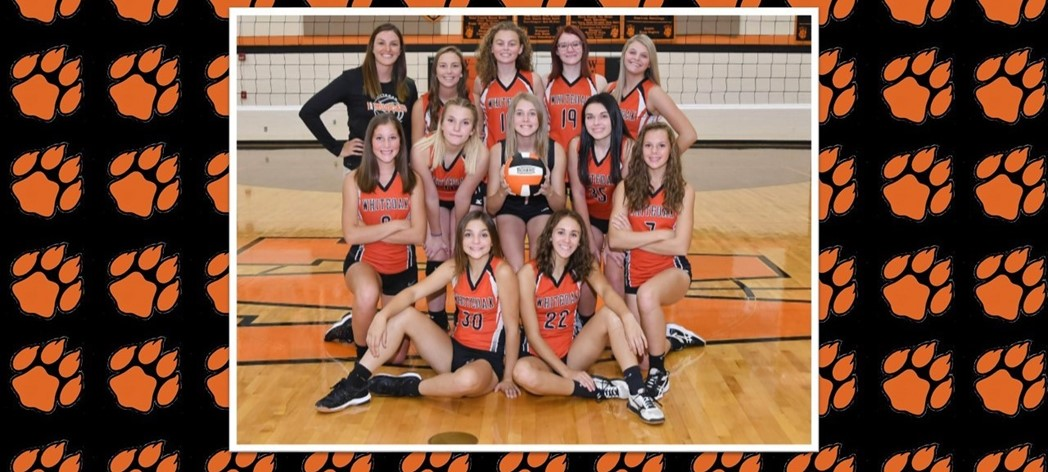 Varsity Volleyball 2020-2021