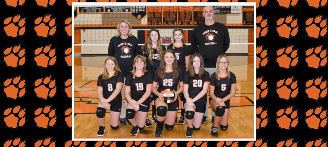 7th Grade Volleyball 2020-2021