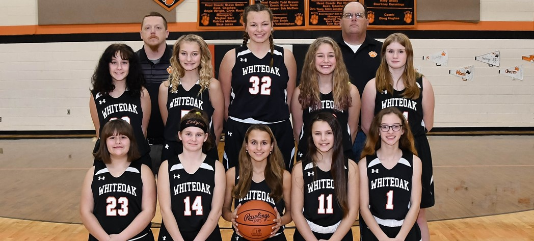 Whiteoak 7th Grade Girls Basketball