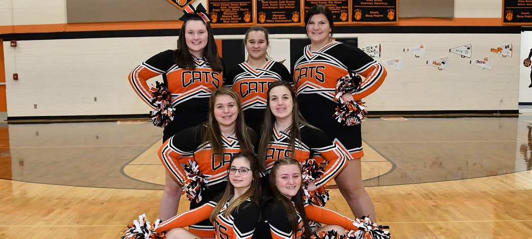 Whiteoak High School Cheerleading