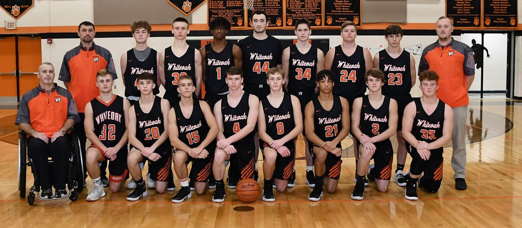 Whiteoak Varsity Boys Basketball