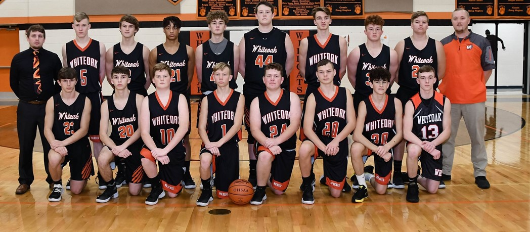 Whiteoak JV Boys Basketball
