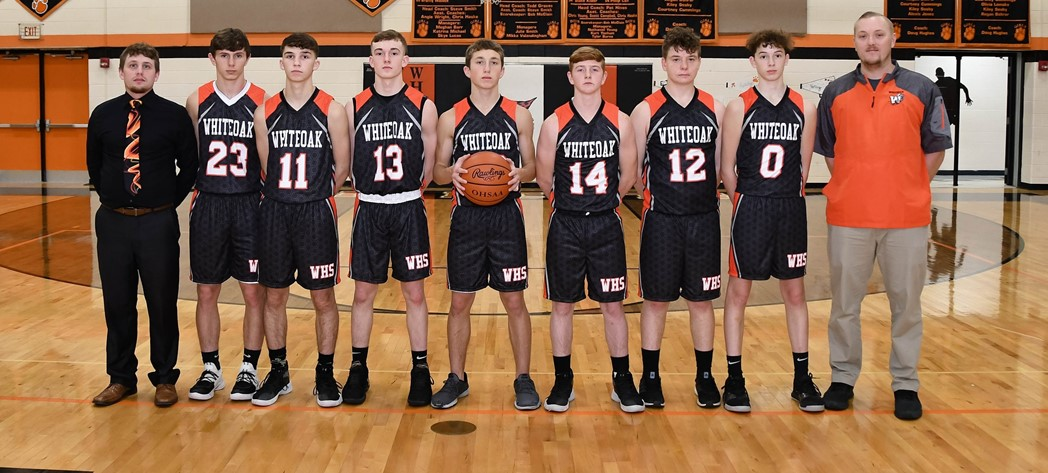 Whiteoak Freshman Boys Basketball