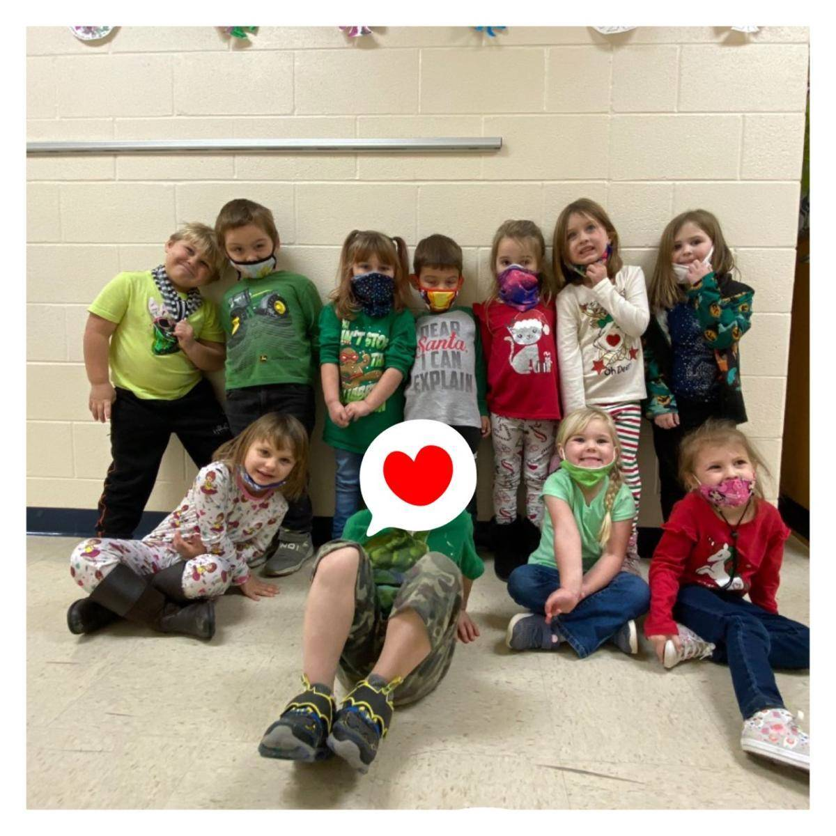 Preschool - GRINCH Day