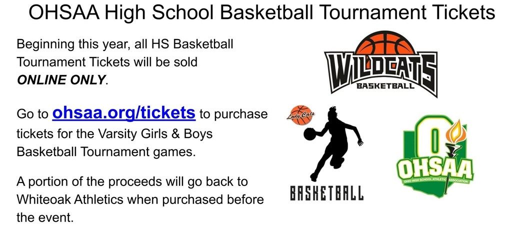 OHSAA Tickets