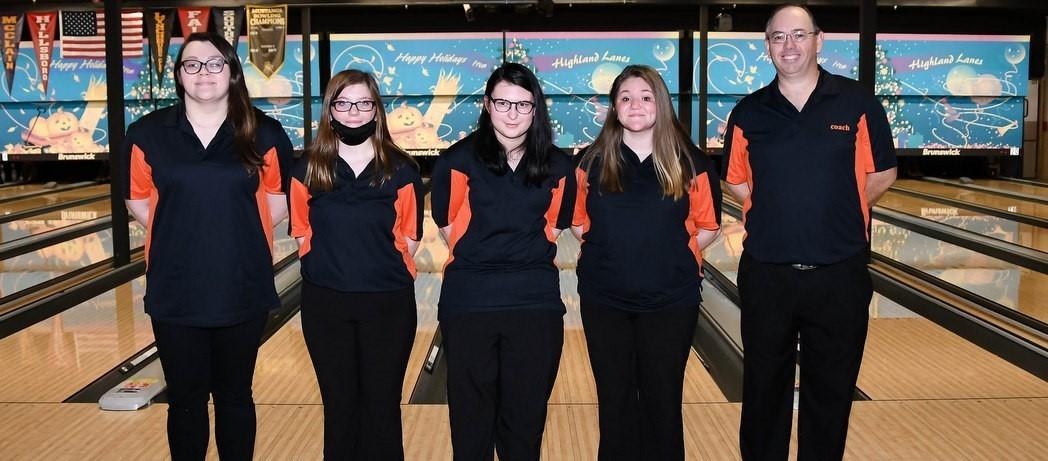 Whiteoak Varsity Girls Bowling 2020-2021