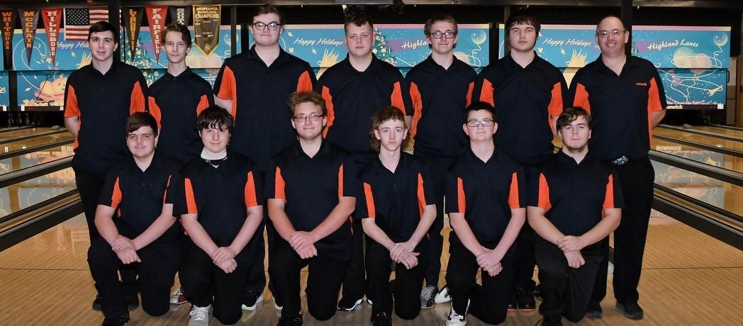 Whiteoak Varsity Boys Bowling 2020-2021
