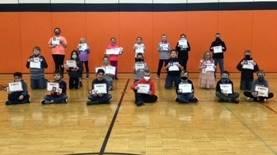 4th Grade - A/B Honor Roll