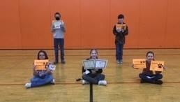 Tech, AR, Music & PE - 4th Grade