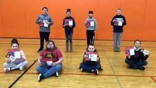 5th Grade - All A Honor Roll