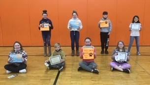 Tech, AR, Music & PE - 5th Grade