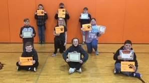 Tech, AR, Music & PE - 6th Grade
