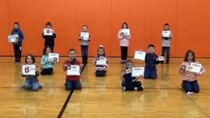 1st Grade - A/B Honor Roll