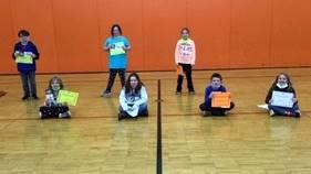 Extra Effort Awards - 2nd Grade