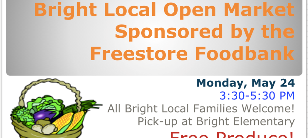 Bright Local Open Market