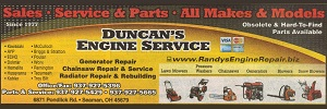 Duncan's Engine Service